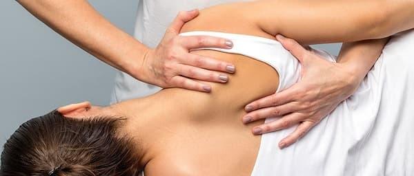 درمان شانه درد