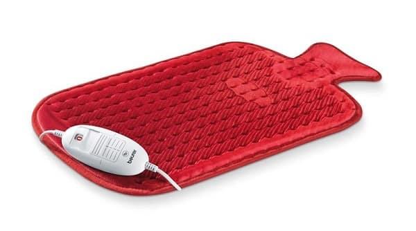 استفاده از کمپرس گرم برای درمان دیسک گردن