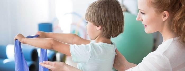 درمان کمردرد در کودکان