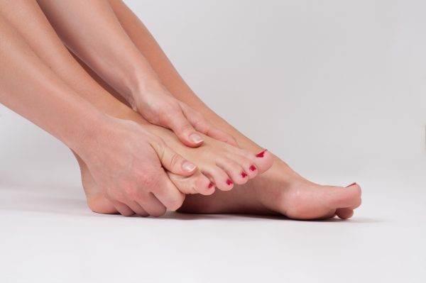 آرتروز علت درد کف پا
