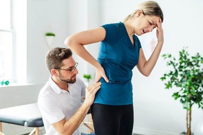 درمان درد استخوان لگن با فیزیوتراپی